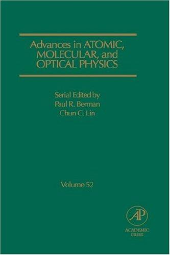 Advances in atomic, molecular, and optical physics by