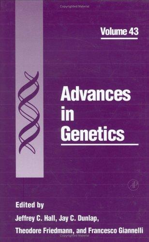 Advances in genetics by