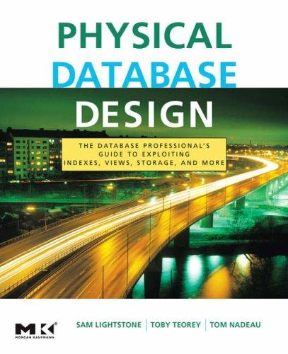 Physical database design by