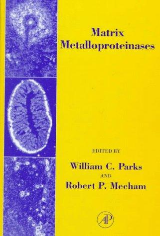 Matrix metalloproteinases by