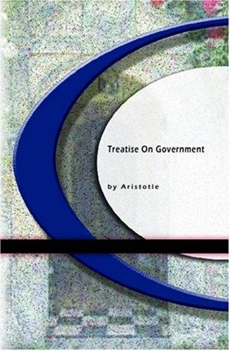 Treatise On Government by Henry Fielding