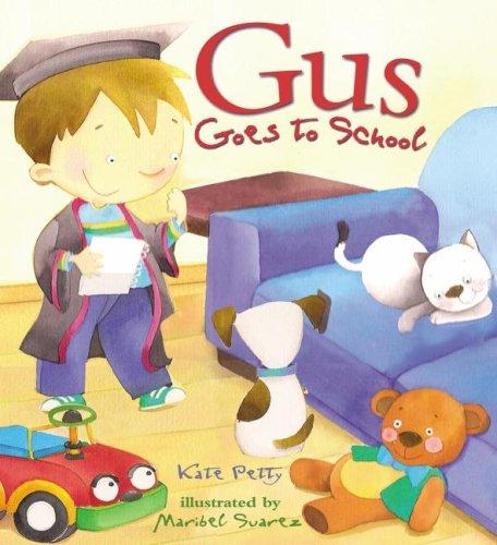 Gus Goes to School (Storytime) by