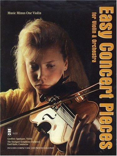 Music Minus One Violin