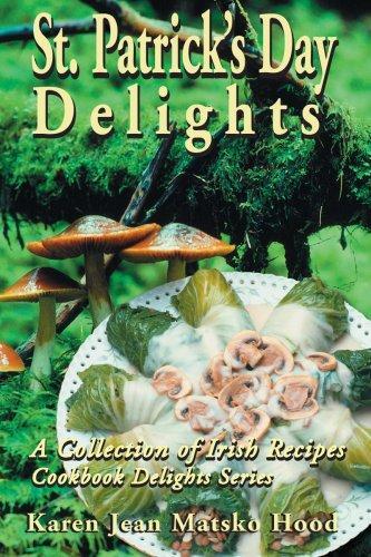 St. Patrick's Day Delights Cookbook