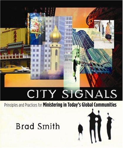 City Signals by Brad Smith