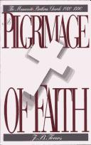 A Pilgrimage of Faith by J. B. Toews