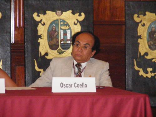 Photo of Coello, Oscar