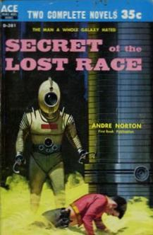 Secret of the Lost Race