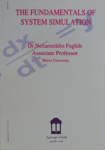 Fundamentals of System Simulation by Nezameddin Faghih
