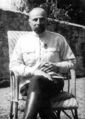Photo of G. I. Kvinitadze