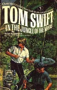 Tom Swift in the Jungle of the Mayas by James Duncan Lawrence