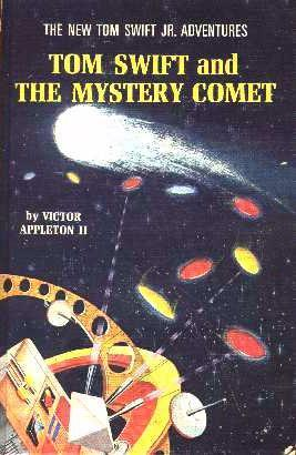 Tom Swift and the Mystery Comet by James Duncan Lawrence