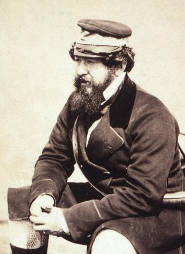 Photo of Sir William Howard Russell
