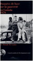 Canadian fact book on poverty, 1979 by Donald Caskie