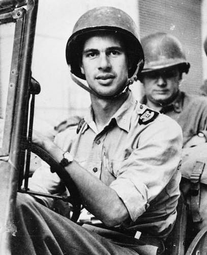Photo of John Hersey