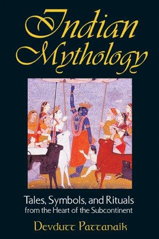 Indian mythology by Devdutt Pattanaik