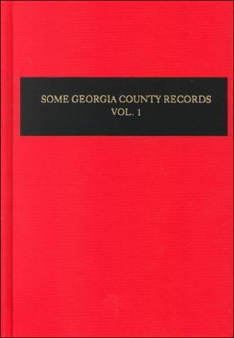 Some Georgia County Records