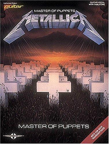Metallica - Master of Puppets by Metallica