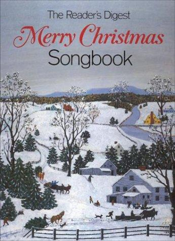 The Reader's Digest Merry Christmas Songbook by