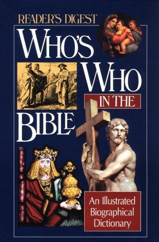 Who's Who in the Bible by Reader's Digest
