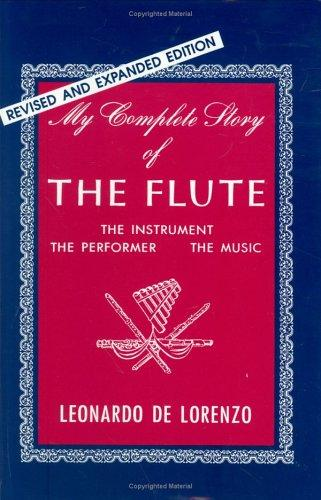 My Complete Story of the Flute