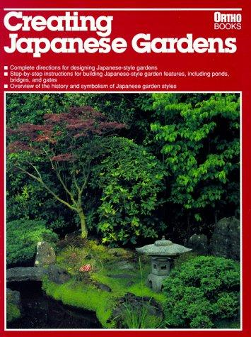 Creating Japanese gardens by Alvin Horton