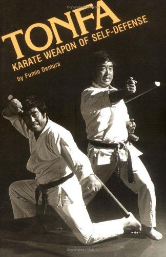 Tonfa, karate weapon of self-defense by Fumio Demura