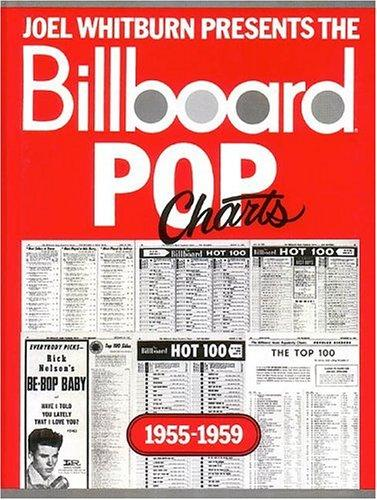 Billboard Pop Charts 1955-1959 by Joel Whitburn
