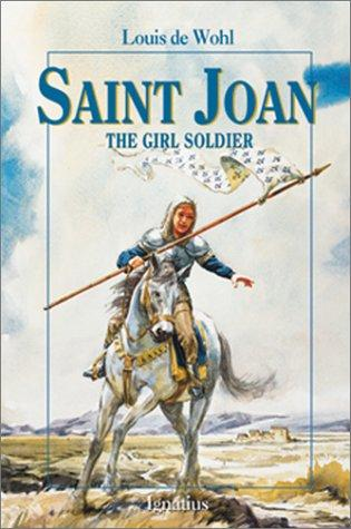 Saint Joan by De Wohl, Louis