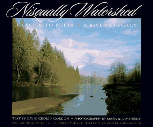 Nisqually watershed by David G. Gordon