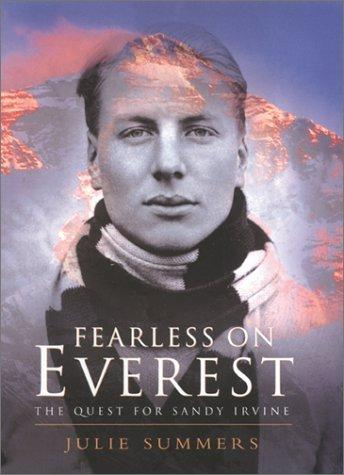 Fearless on Everest by Julie Summers