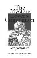The mystery lover's companion by Art Bourgeau