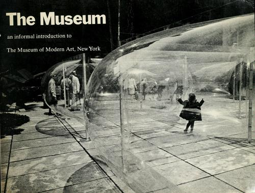 The Museum, [an informal introduction to The Museum of Modern Art] by Richard Schickel