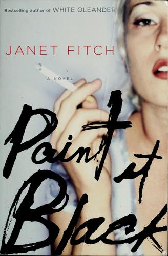 Paint it black by Fitch, Janet