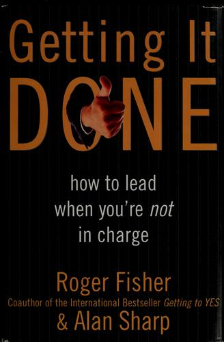 Getting it done by Roger Drummer Fisher