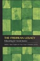 The Freirean Legacy by