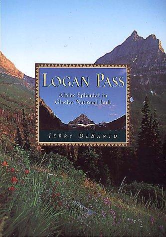 Logan Pass by Jerry De Santo