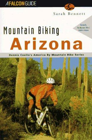 Mountain biking Arizona by Sarah Bennett Alley