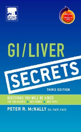 GI/Liver Secrets by Peter McNally