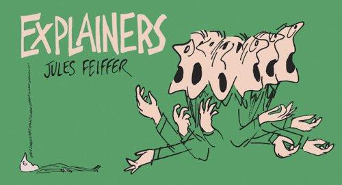 Explainers by Jules Feifffer