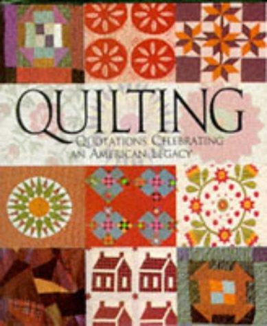 Quilting by Joyce S. Steward