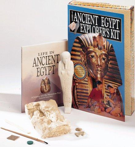 The Ancient Egypt Explorer's Kit by Denise M., Ph.D. Doxey