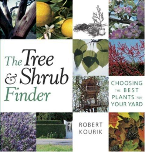 The Tree and Shrub Finder by Robert Kourik