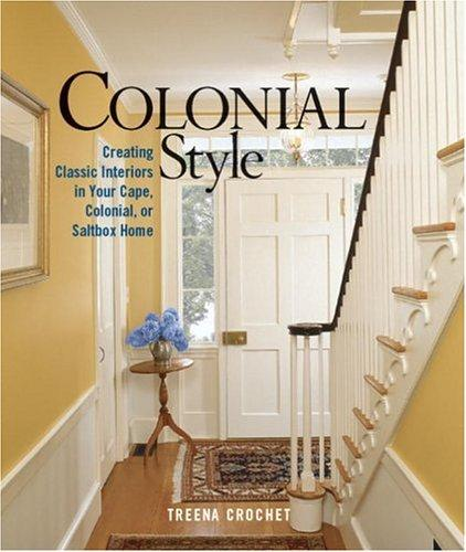 Colonial Style by Treena Crochet