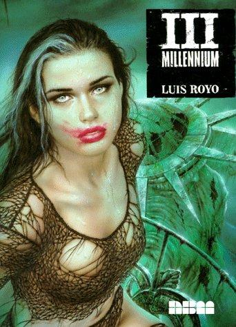 Three Millenium by Luis Royo