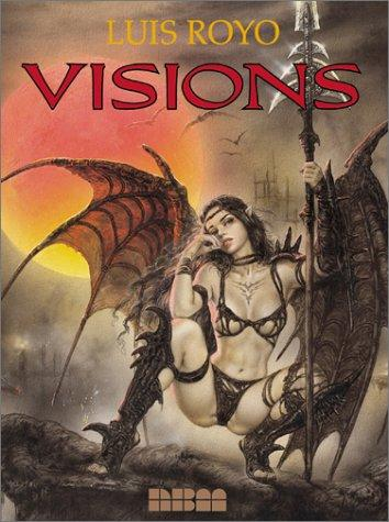 Visions by Luis Royo