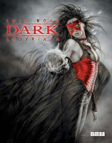 Dark Labyrinth by Luis Royo