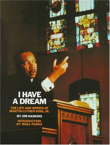 I have a dream by James Haskins