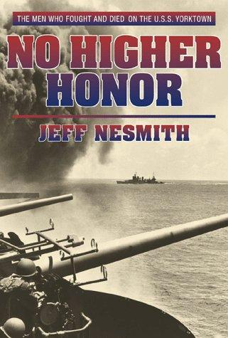 No higher honor by Jeff Nesmith