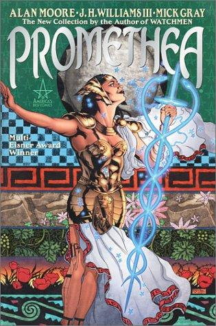 Promethea (Book 1) by Alan Moore